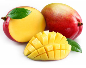 Mangos are a great source of beta-carotene which increases beard growth