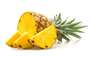 pineapples are a great way to treat a black eye