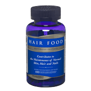 Holland & Barrett Hair Food Tablets