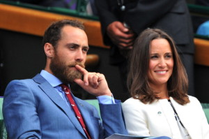 James Middleton Wimbledon 2015