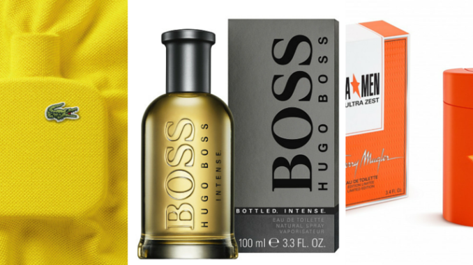 Summer Fragrances for men