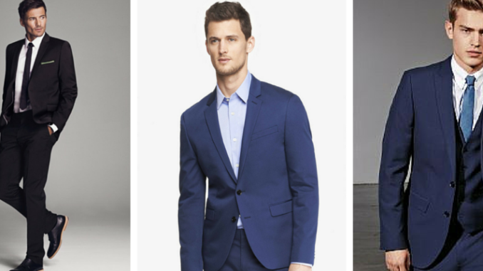 Men's office fashion
