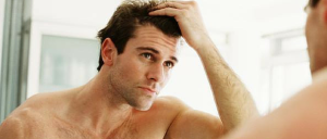 Male Hair Thinning