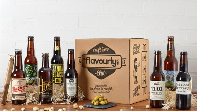 Craft Beer Monthly Subscription Uk