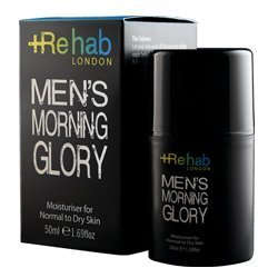 Rehab London Men's Morning Glory Moisturiser 50ml by Rehab London