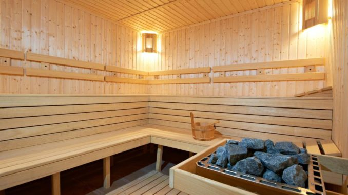 steam room vs sauna