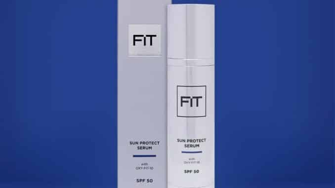 FIT Sun Protect Serum SPF 50 | Sun Protection For Sensitive, Acne Prone Skin