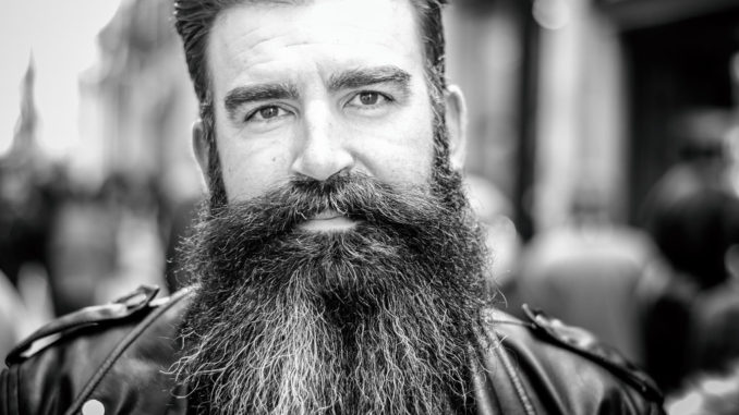 How To Take Your Beard From Grey To Great!