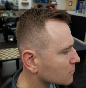 7 Male Haircuts That Will Transform Your Receding Hairline
